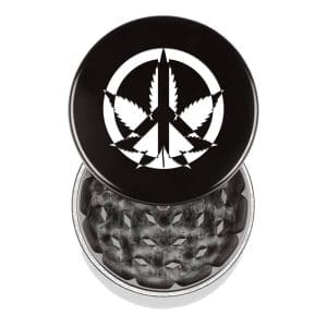 grinder peace and love